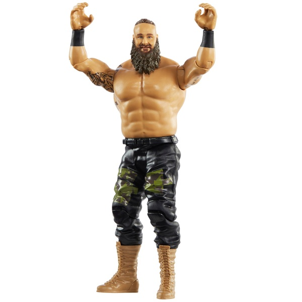 WWE Basic Series 112 Braun Strowman