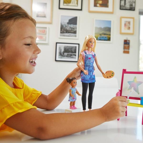 Barbie Careers Art Teacher Playset