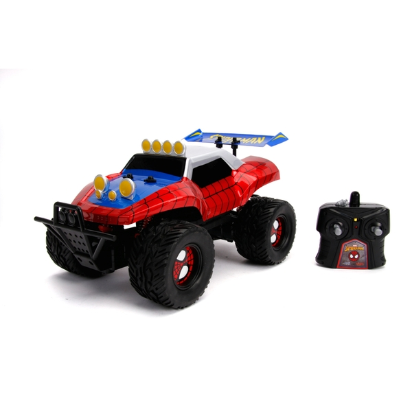 Marvel Spider-Man 1:14 R/C Car