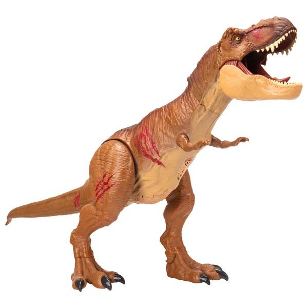 Jurassic World Super Colossal T-Rex Toy Dinosaur