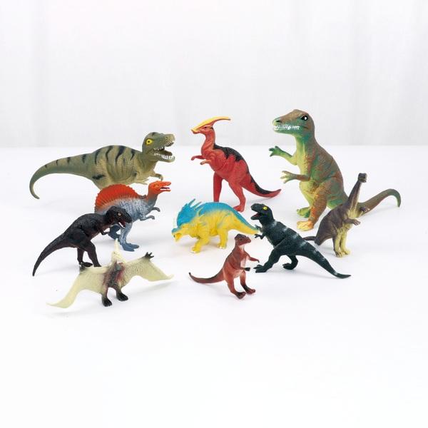 10 Piece Dinosaur Set