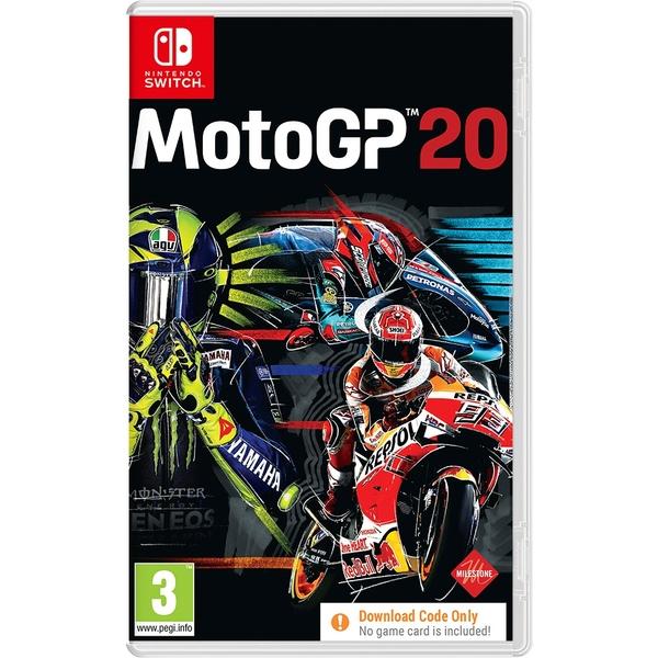 Moto GP 20 - Nintendo Switch