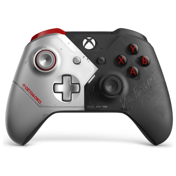 Xbox One Wireless Controller - Cyberpunk 2077 Limited Edition