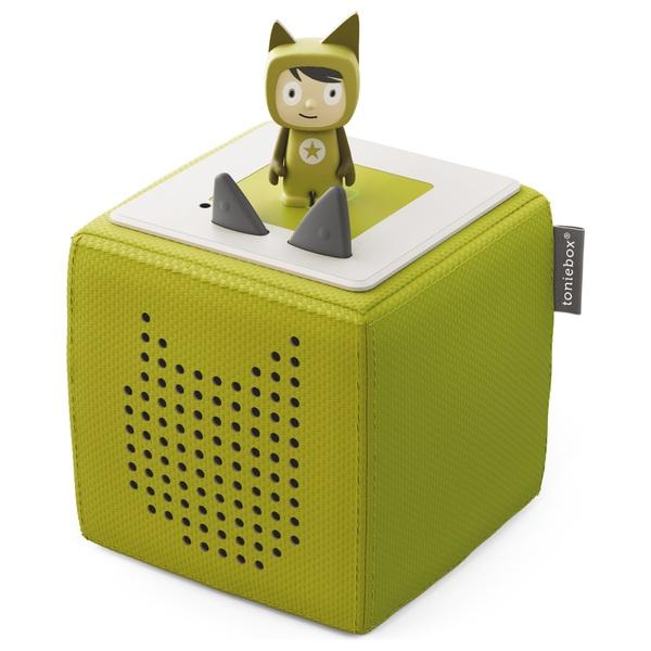 Tonies Toniebox Green Starter Set