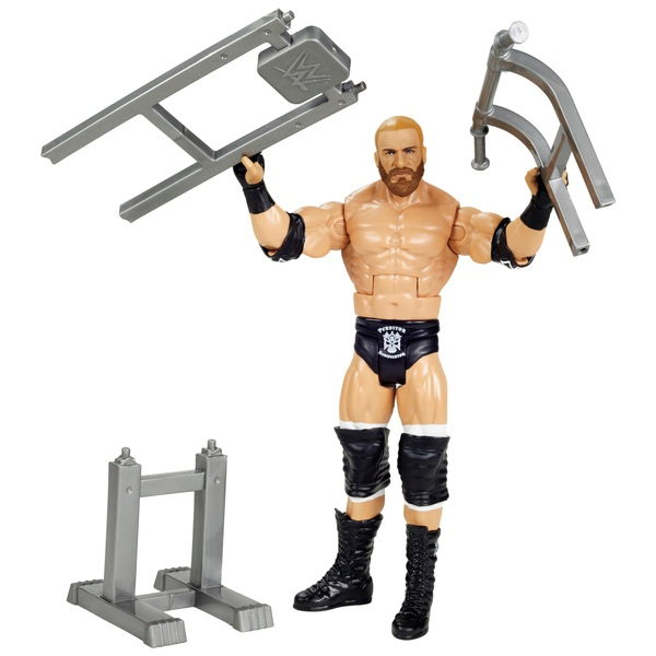 WWE Wrekkin Triple H Figure