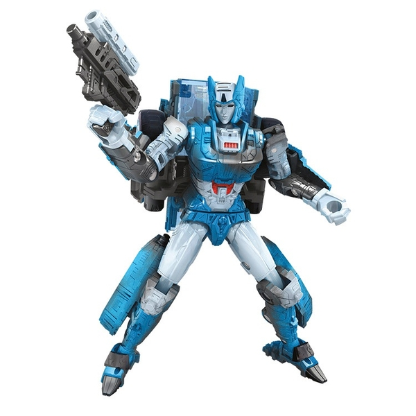 Chromia Transformers War for Cybertron Deluxe Collectible Action Figure