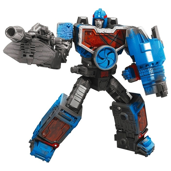 Scrapface Transformers War for Cybertron Deluxe Collectible Action Figure