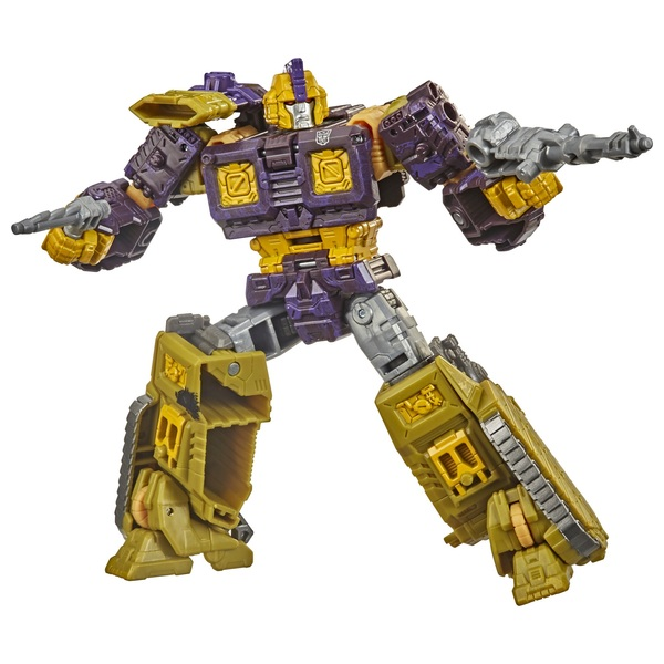 Impactor Transformers War for Cybertron Deluxe Collectible Action Figure