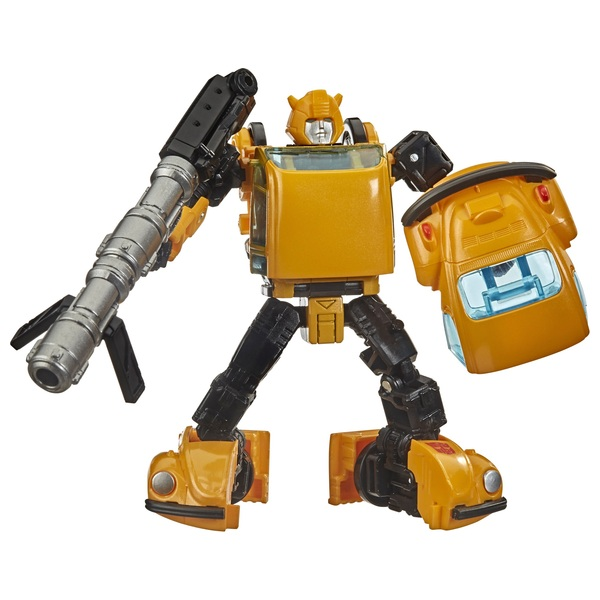 Bumblebee Transformers War for Cybertron Deluxe Collectible Action Figure