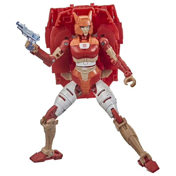 Elita-1 Transformers Generations War for Cybertron Deluxe Collectible Action Figure