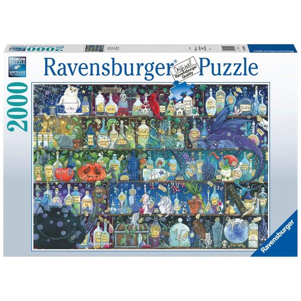 Ausgefallenkreatives - Ravensburger Der Giftschrank 2000 teile - Onlineshop Smyths Toys