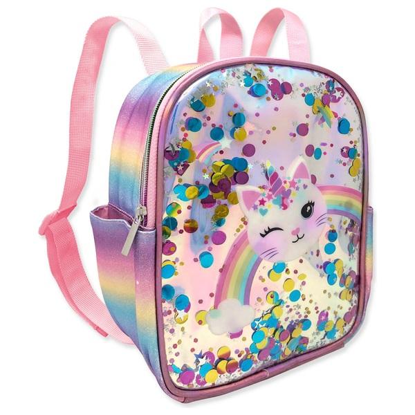 Hot Focus Mini Kittycorn Backpack