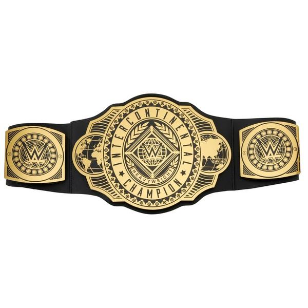 WWE Intercontinental Title Belt