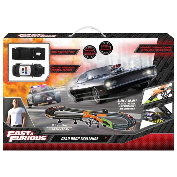 Fast & Furious Dead Drop Challenge