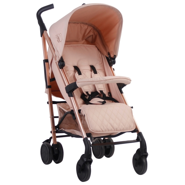 My Babiie Billie Faiers MB51 Rose Gold and Blush Stroller