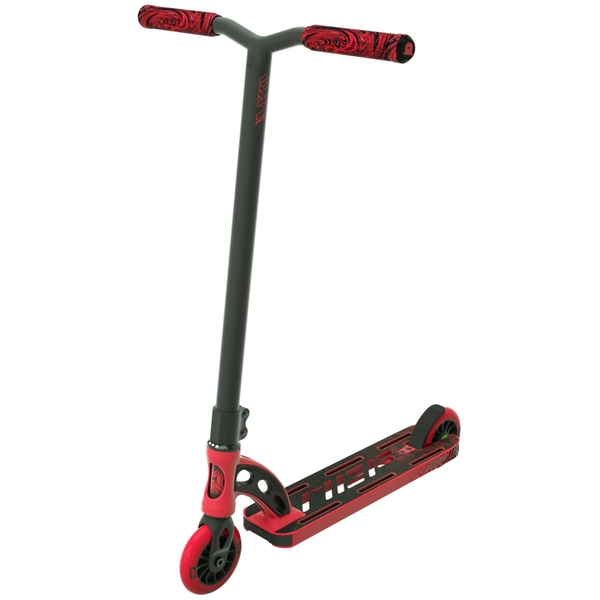 MGP VX 9 Shredder Stunt Scooter Red/Black