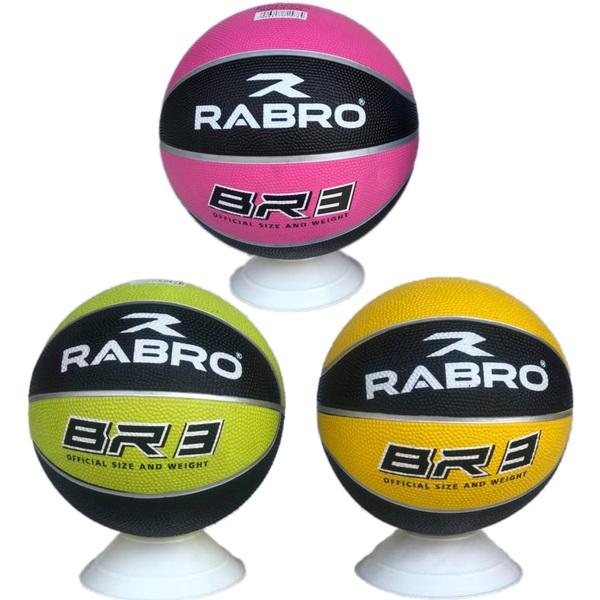Rabro-Basketball Größe 3 sortiert