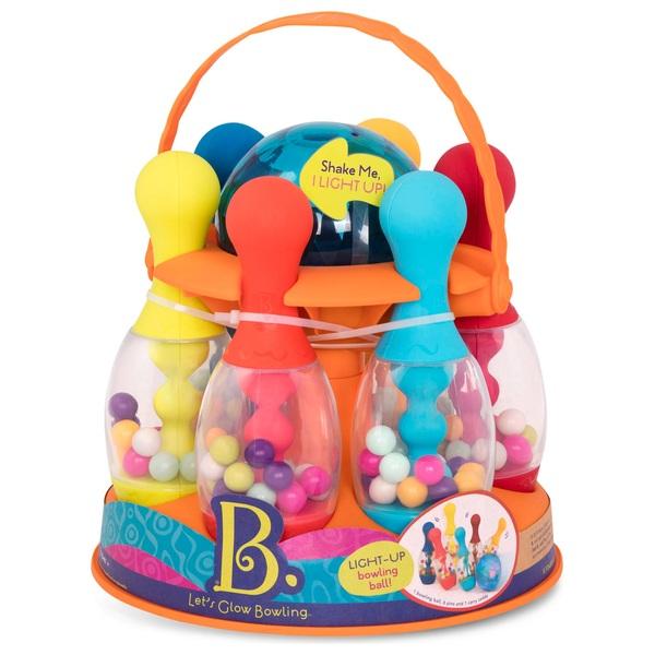 B. Light-Up Bowling Set