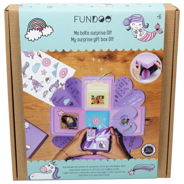 Fundoo - My Surprise Gift Box DIY Set