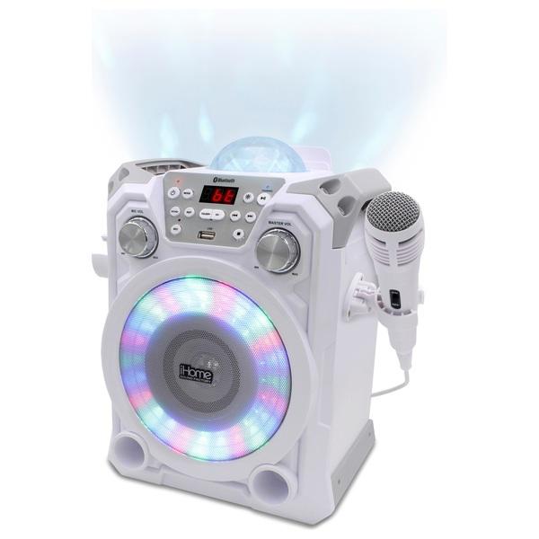 iHome Sound Factory Singers Karaoke Machine iSF-22W.5Xv0
