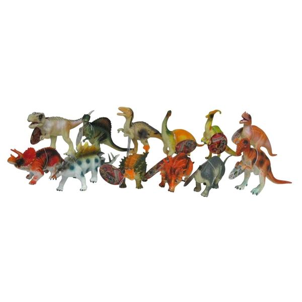 Dinosaur Figure - 12 assortments