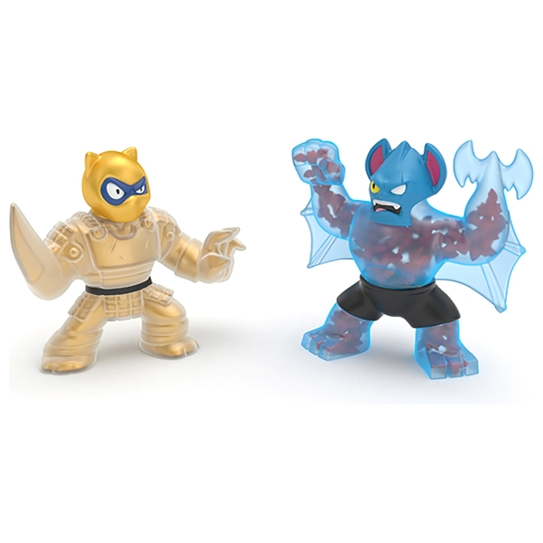 Heroes of Goo jit zu hero figurine Pack Pantaro