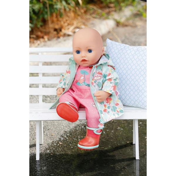 Baby Annabell Deluxe Rain Set 43cm - Smyths Toys