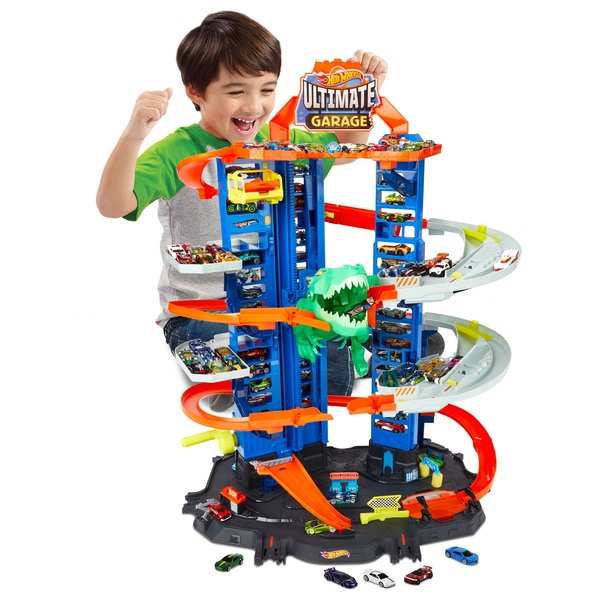 Hot Wheels City Ultimate Garage Playset