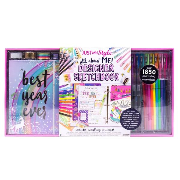 Just My Style Designer Sketchbook