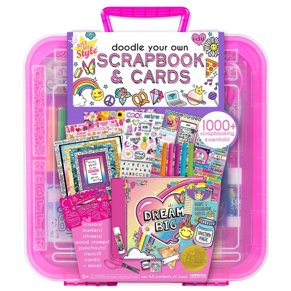 Just My Style Scrapbook and Cards Set