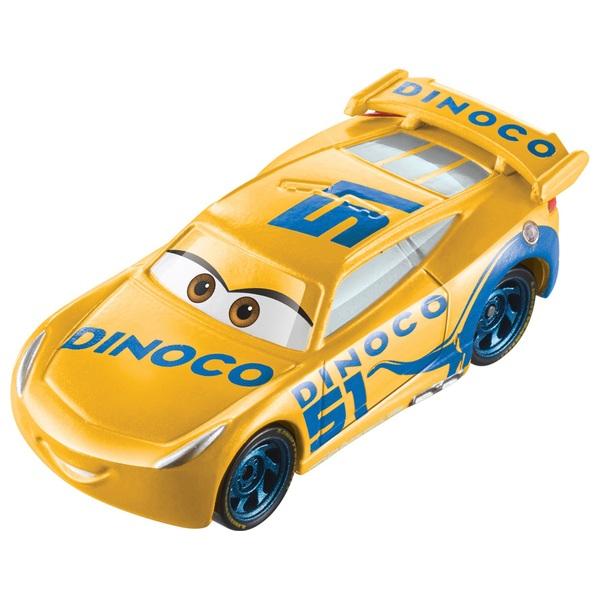 Cars Colour Change Dinoco Cruz Ramirez