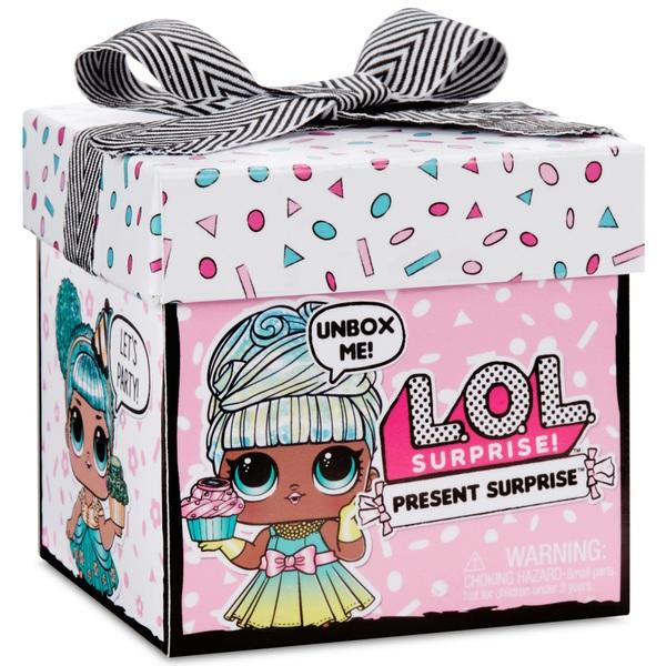 L O L Surprise Present Surprise Smyths Toys