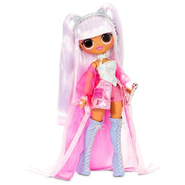 L.O.L. Surprise! O.M.G. Remix Kitty K Fashion Doll