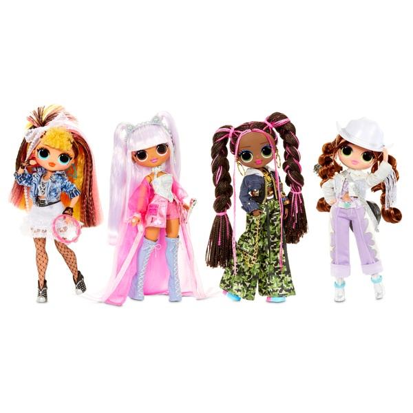 L O L Surprise O M G Remix Honeylicious Fashion Doll Smyths Toys Uk