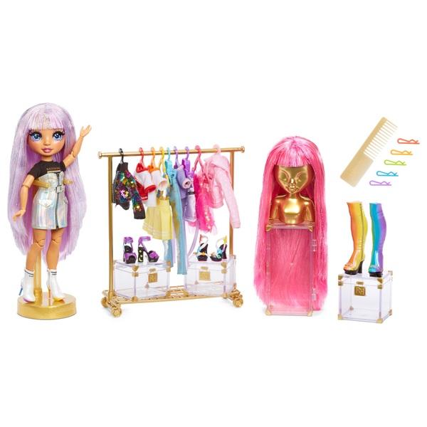 Rainbow High Avery Styles Doll and Fashion Studio