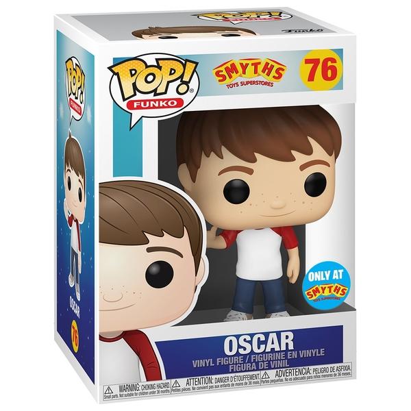 POP! Vinyl: Smyths Oscar Figure
