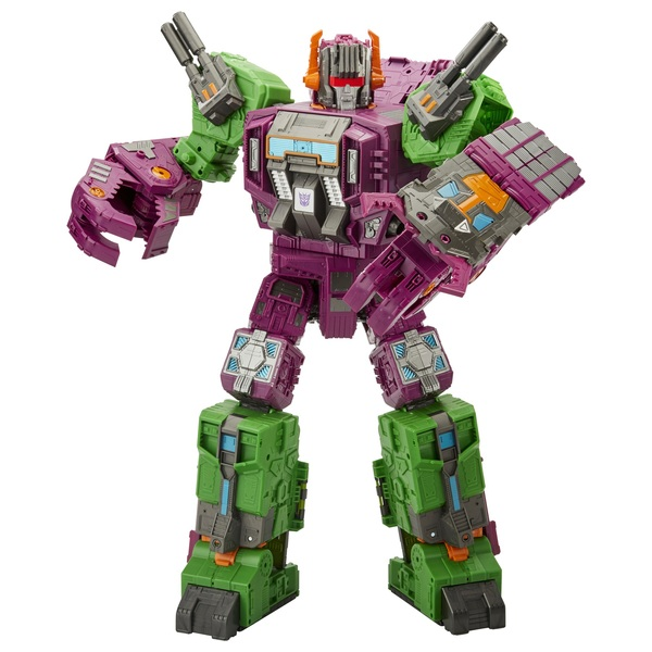 Scorponok Transformers War for Cybertron Earthrise Titan Collectible Action Figure