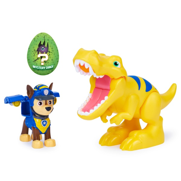 PAW Patrol Dino Rescue Pup and Dinosaur Action Figure Assortment