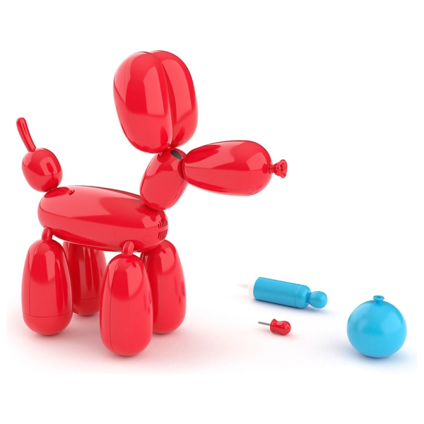 Squeakee The Interactive Balloon Dog