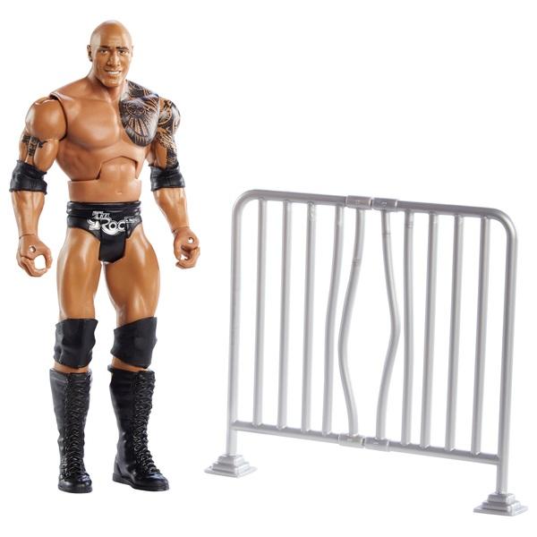 WWE Wrekkin The Rock