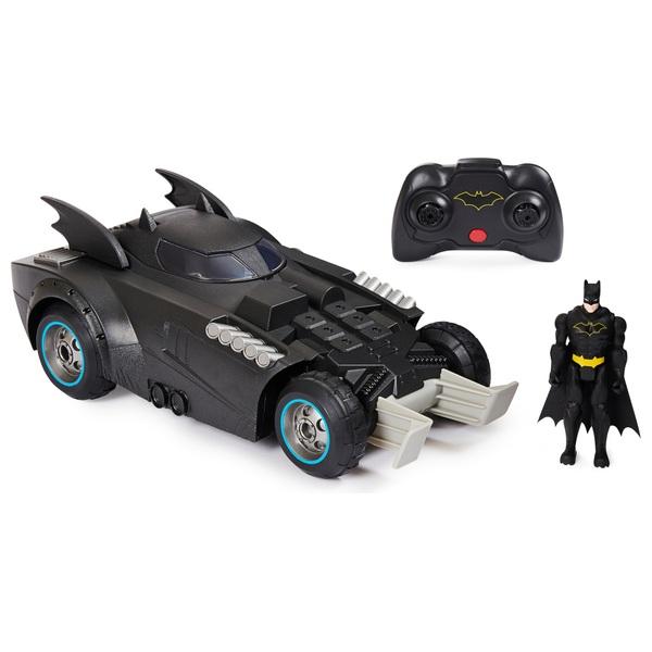 Batman Launch and Defend Batmobile Radio Control Vehicle