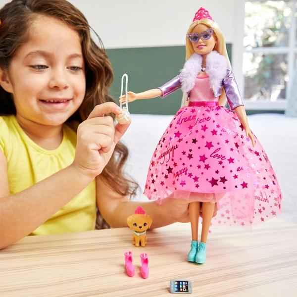 Barbie Princess Adventure Deluxe Princess Barbie Doll
