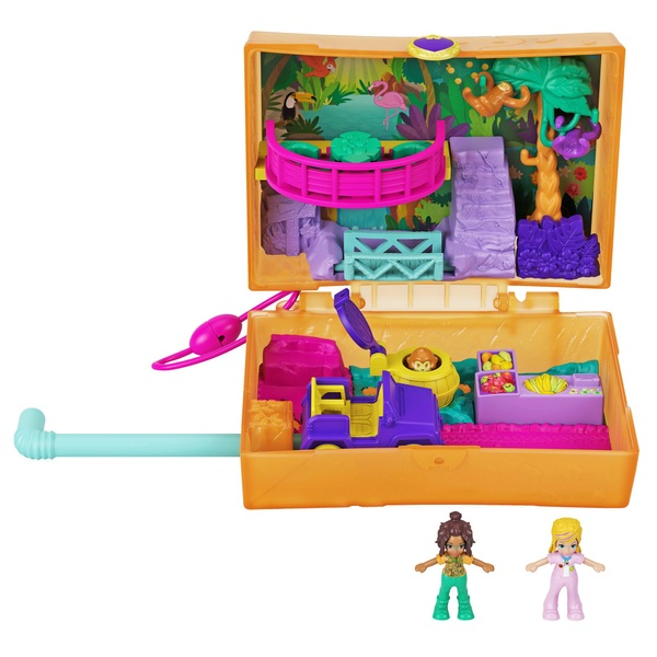 Polly Pocket World Juice Box Safari