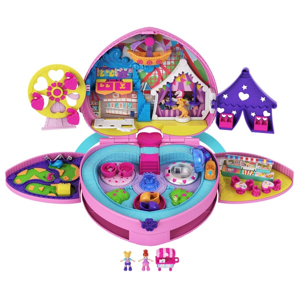 Polly Pocket Tiny Mighty Backpack Compact