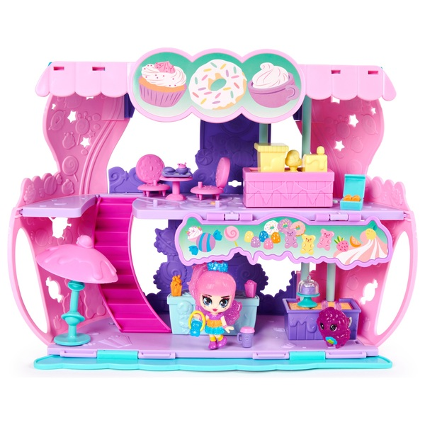 Hatchimals Colleggtibles Cosmic Candy Shop 2-in-1 Playset