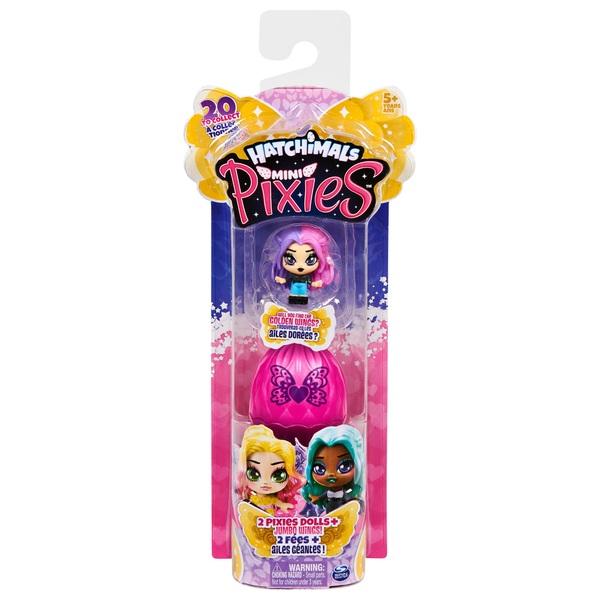 Hatchimals Colleggtibles Mini Pixies 2 Pack Assortment