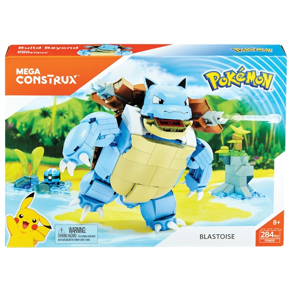 Mega Construx Pokémon Blastoise