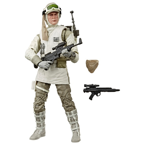 Star Wars The Black Series Rebel Soldier Hoth Collectible Action Figure