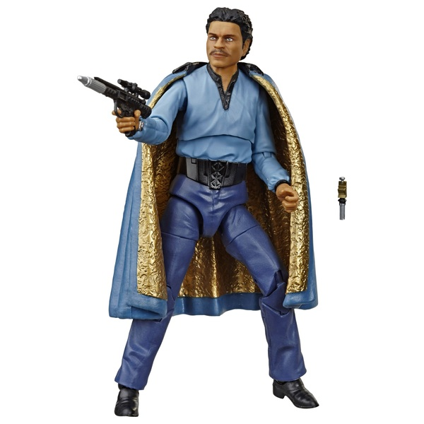Star Wars The Black Series Lando Calrissian Collectible Action Figure