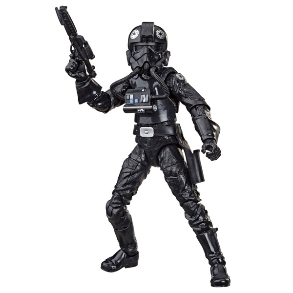Star Wars The Black Series Imperial TIE Fighter Pilot Collectible Action Figure